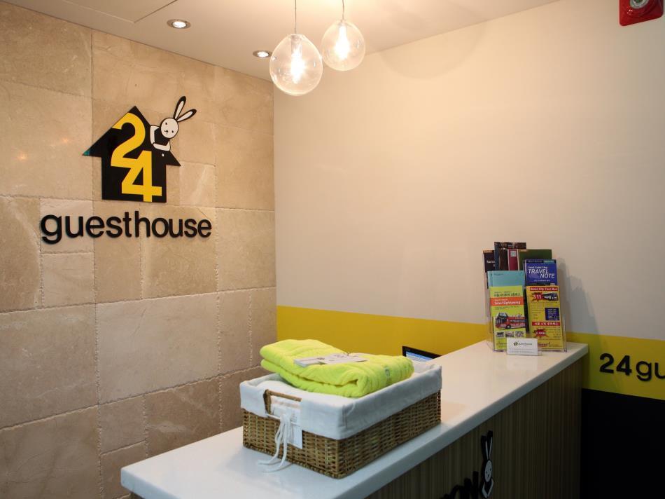 24 Guesthouse Insadong