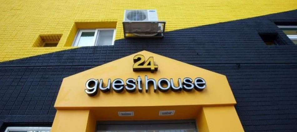 24 Guesthouse Seoul Station