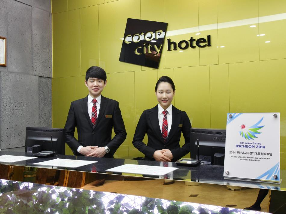 Coop Cityhotel Stayco
