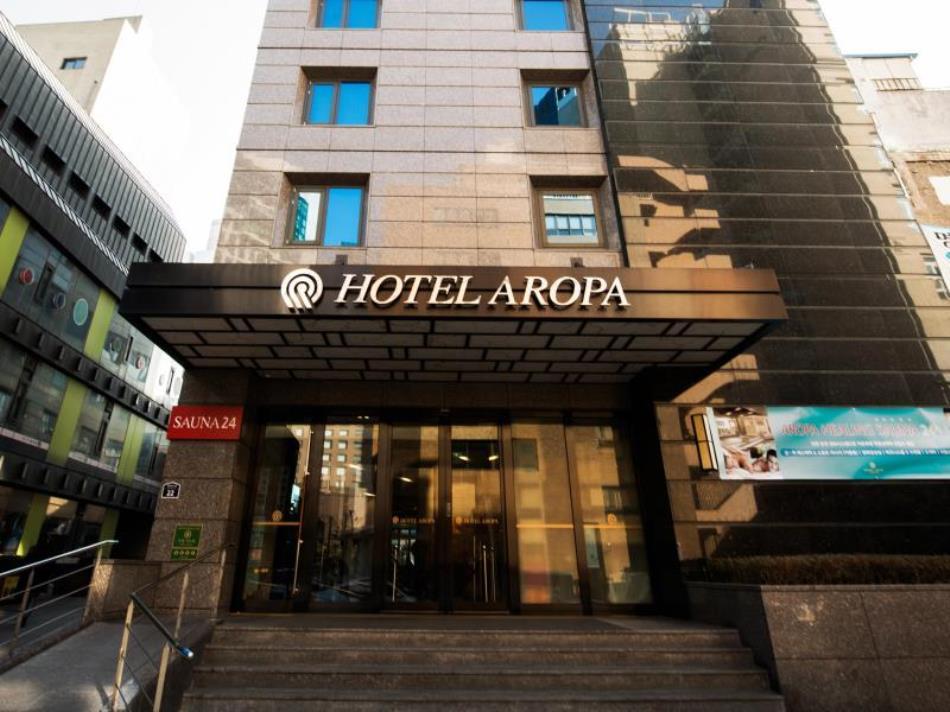 Hotel Aropa