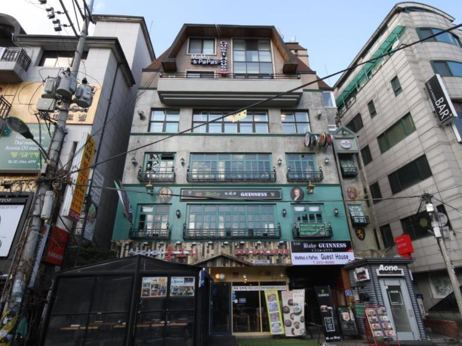Mamas & Papas Hongdae Guesthouse