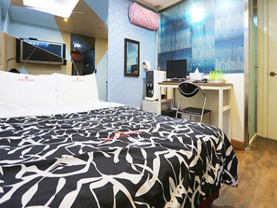 Neo Blue Motel