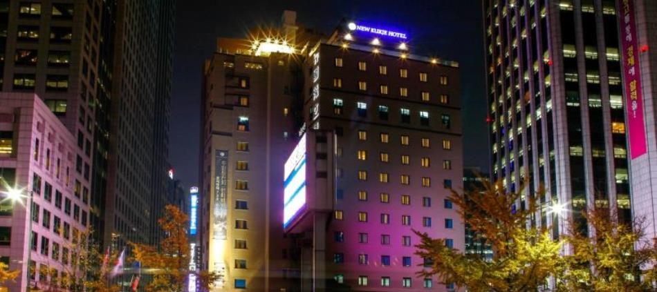 New Kukje Hotel