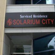 Solarium City Residence