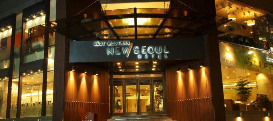 Best Western New Seoul Hotel In South Korea