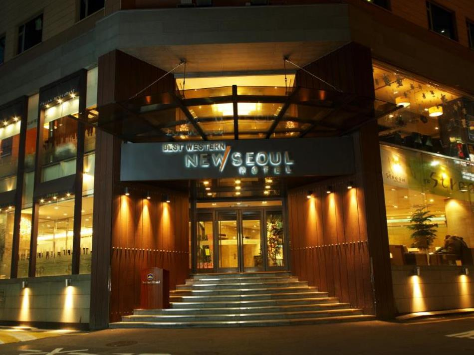 Best Western New Seoul Hotel 16 Sejong Daero 22 Gil Jung Gu 100 101 South Korea Oficial Prices From 109 Usd See Today Deals