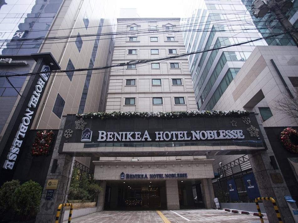 BENIKEA Gangnam Noblesse Hotel