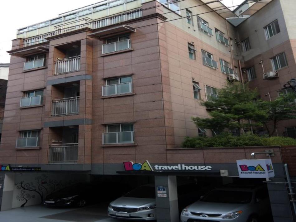 BoA Travel House