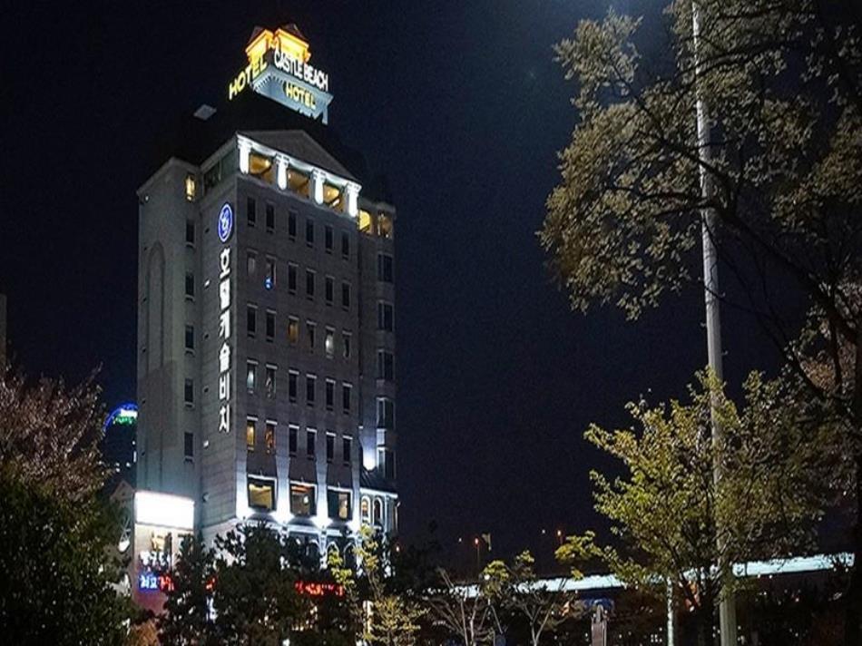 Castle Beach Hotel
