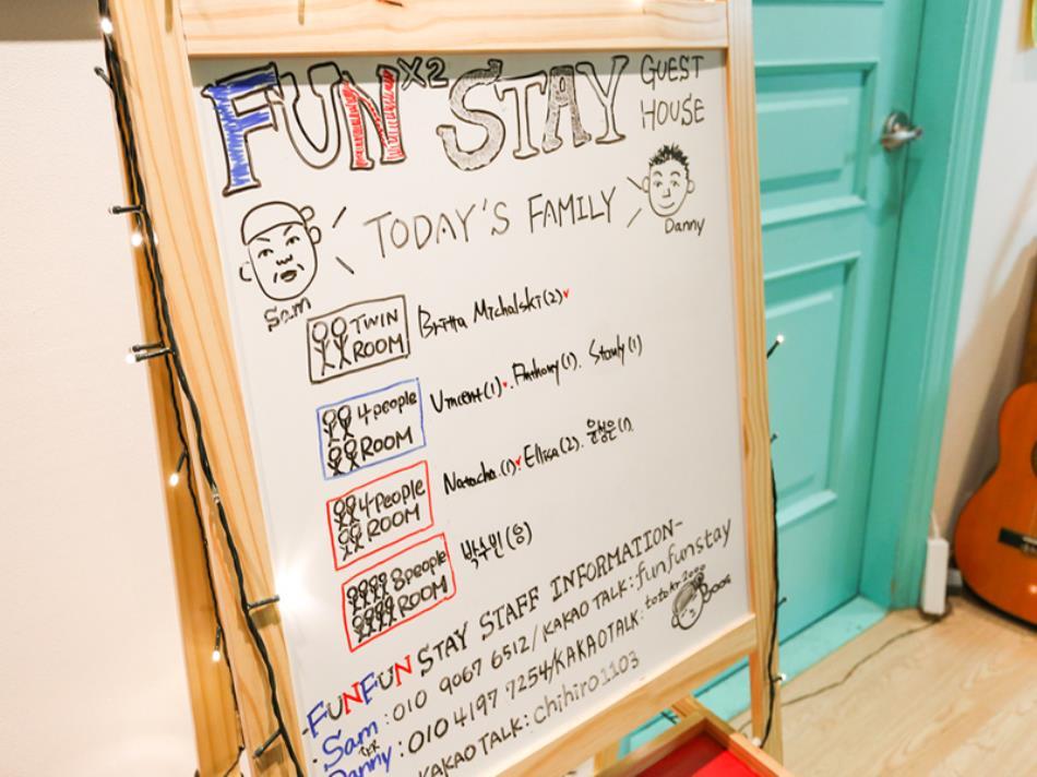 FunFunStay Guesthouse