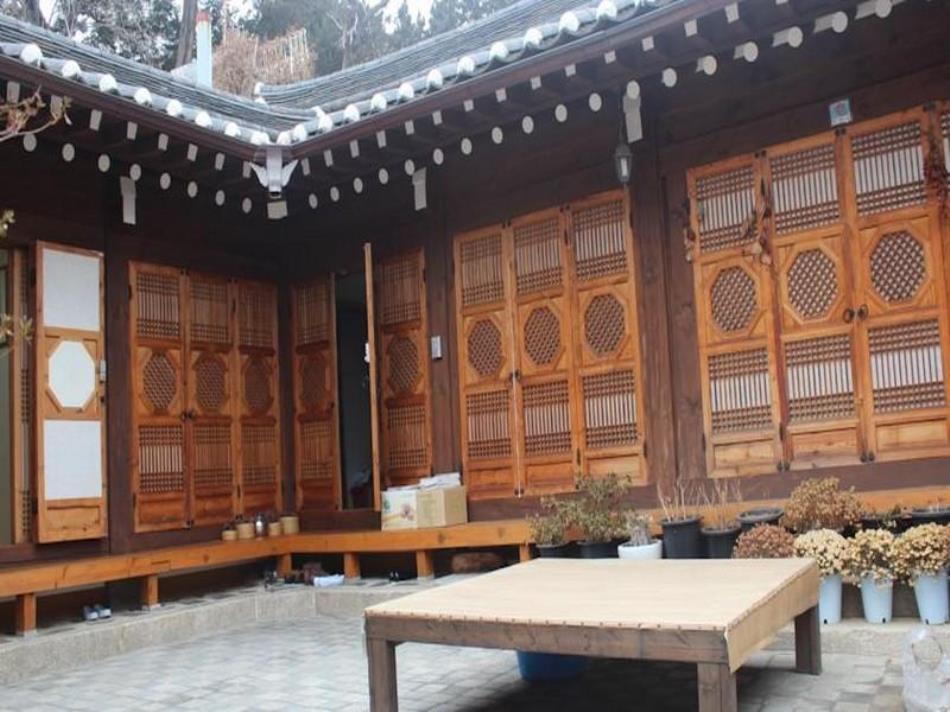 Gahoe Hanok Guest House