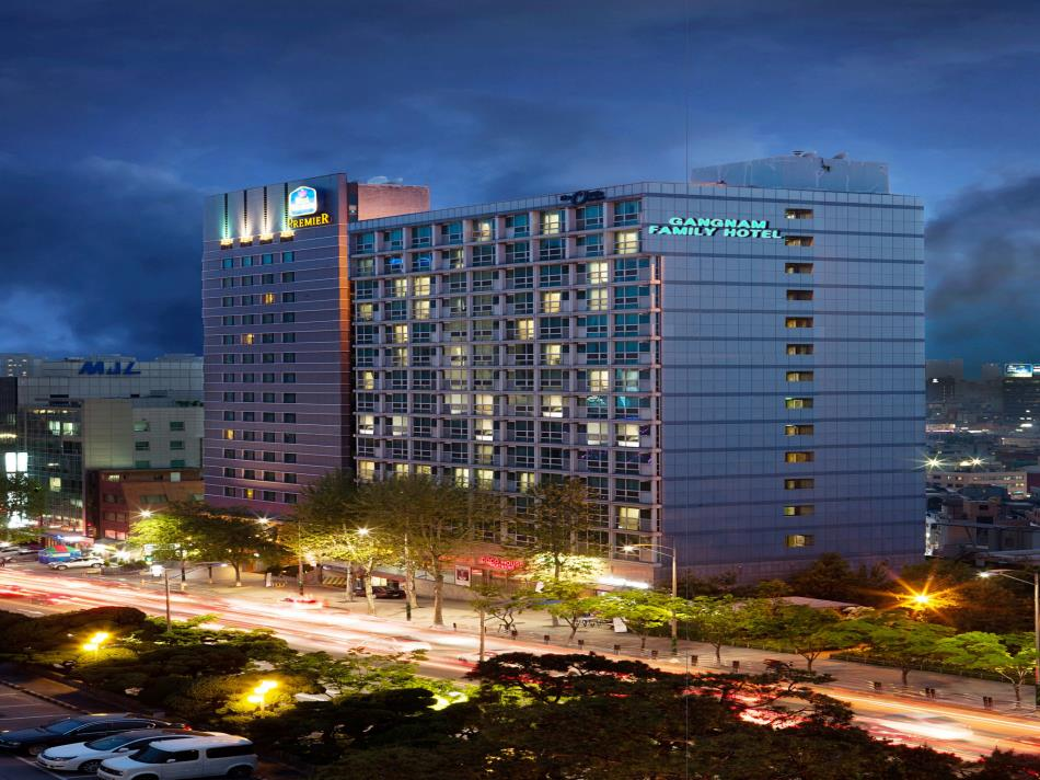 Gangnam Family Hotel