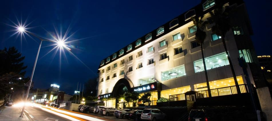 Hotel Sun Beach Seogwipo