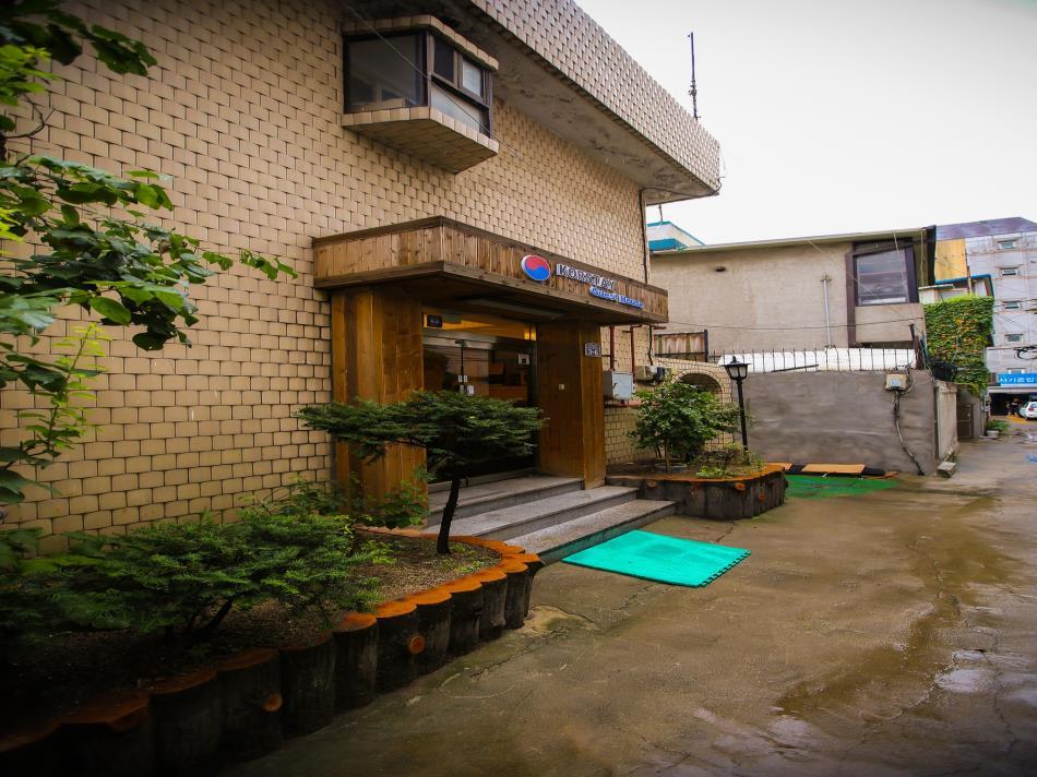 Korstay Guesthouse Seoul Station