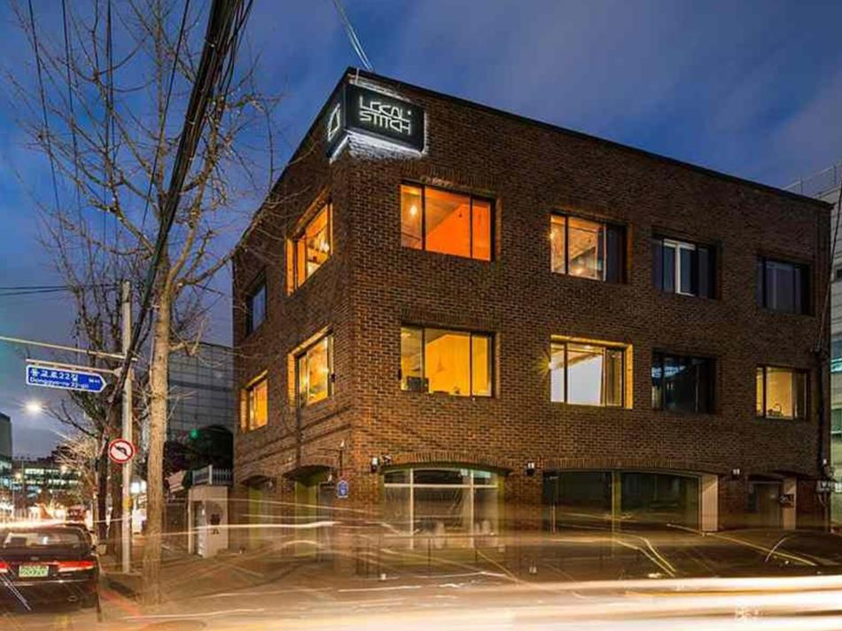 Localstitch Hongdae Guesthouse