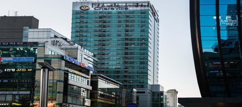 M Chereville Residence - MC Korea
